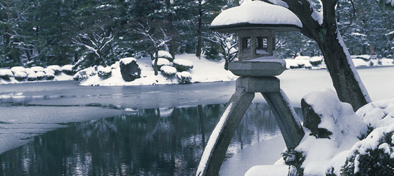 金沢の四季折々の風景